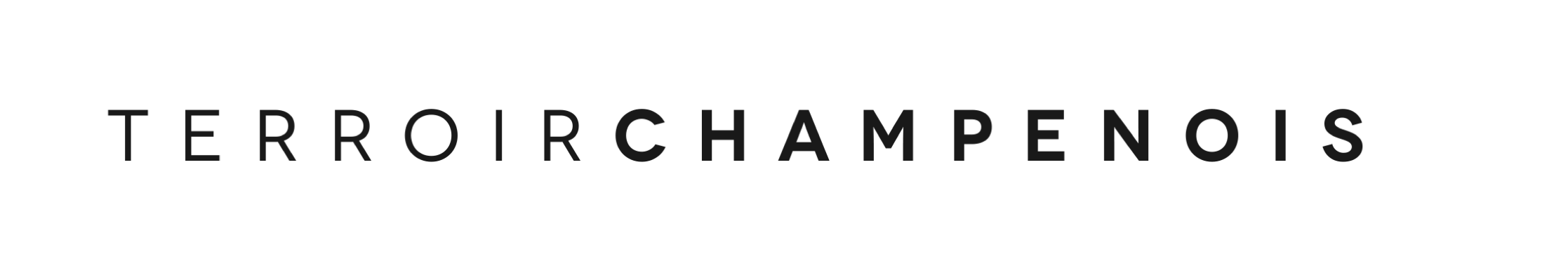 Terroir Champenois Logo para Móvil